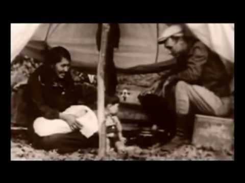 Documentaire les Hurons-Wendats vs les Algonquiens partie 1/2