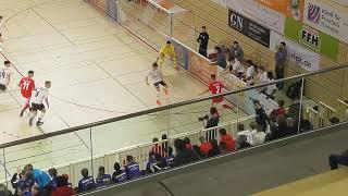 U17 Jhg2003 1. FSV Mainz 05 - FC St. Pauli 5:0; Wiesbadener Liliencup 19.01.2020