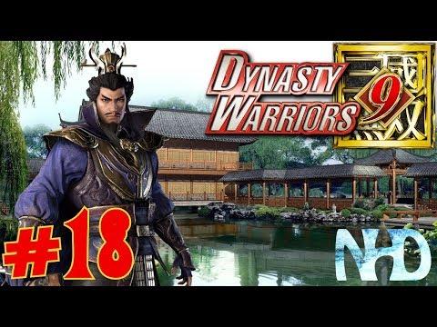 Let's Play Dynasty Warriors 9 (pt18) Cao Cao - Lu Bu at Puyang