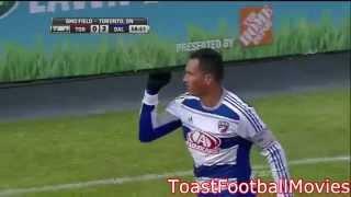 Blas Perez ¤ Super Raton ¤ Dallas FC ¤ Panama ¤ Skills