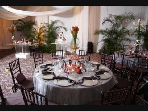 Decoraciones de bodas youtube - Decoraciones de bodas ...