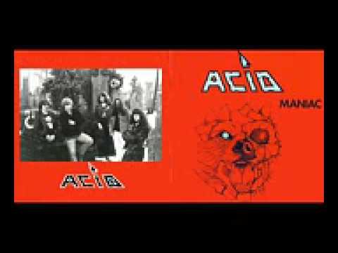 ACID Bel   Maniac Full Album