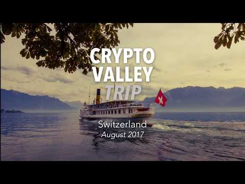 Crypto Valley Trip