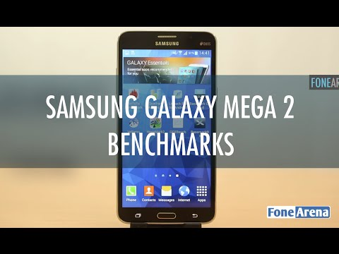 Samsung Galaxy Mega 2 Benchmarks