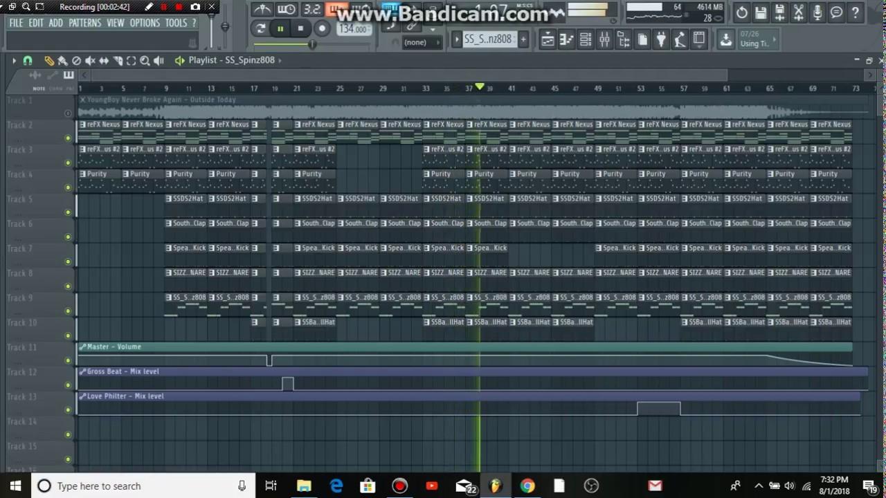 Yung lean miami ultras fl studio remake (flp download) youtube.