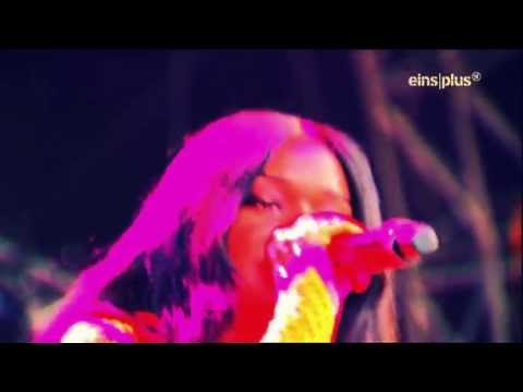 Azealia Banks  Frauenfeld 2013 Switzerland