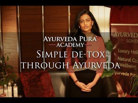 Simple De-tox through Ayurveda Complete Lecture