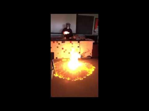 Liquid methane