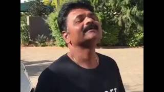 Funny Indian man