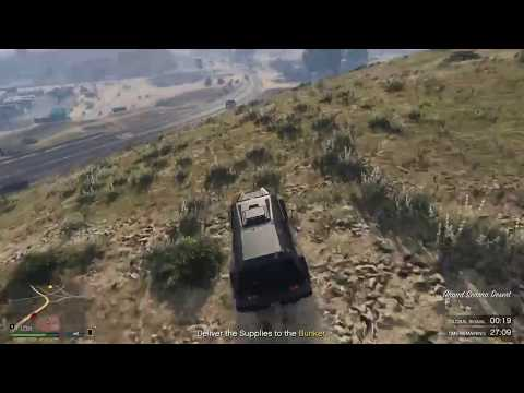 GTA 5: Bunker work and APC fun