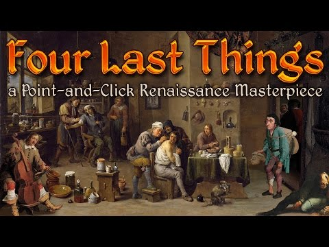 Four Last Things Trailer