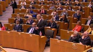 Tension fills EU leadership meeting following Brexit