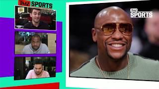 Khabib Vs. Mayweather: A 9-Figure Fight?! | TMZ Sports