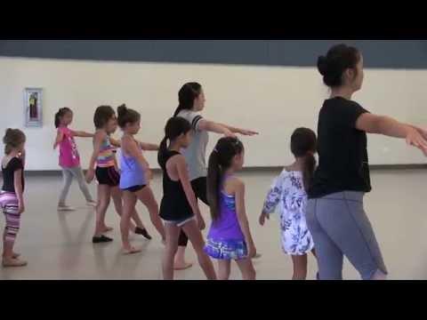 Punahou Dance School TAs (Punavision - September 2016)