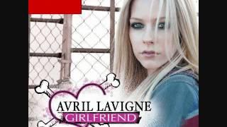 This is the chinese version of avril lavignes song girlfriend.lyrics:hey hey, you 我不喜歡你女朋友 (wo bu xi huan ni nu peng you) no way 你需要一个新的 (ni xu ya...