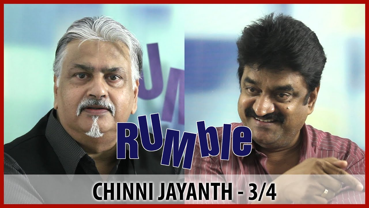 chinni jayanth comedy