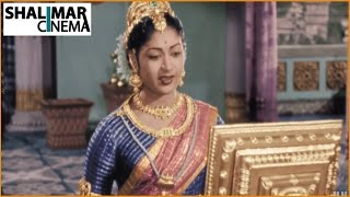 Maya Bazar Movie Song | Neeve Naa Nanu Talachinadi Video Song | NTR, ANR, Savitri