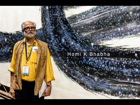 Homi K Bhabha | Kochi-Muziris Biennale as an exploration of horizons