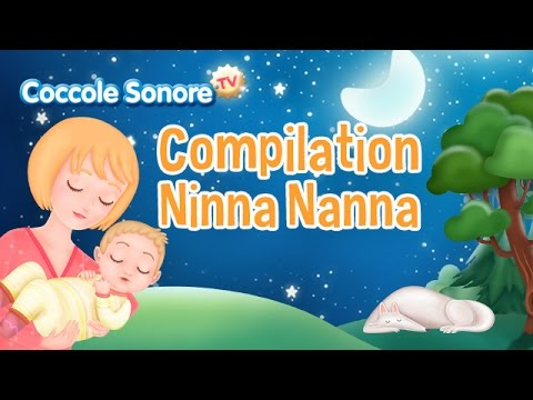 Lullaby's compilation - Italian Songs for children By Coccole Sonore