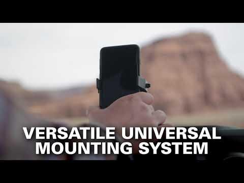Rugged Ridge Dash Multi-Mount System™