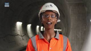 Crossrail Shorts: Nara Pina, Site Engineer