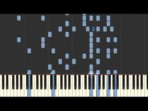 Holy God, we praise thy name - Advanced piano arrangement