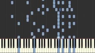 Holy God, we praise thy name Advanced piano arrangement