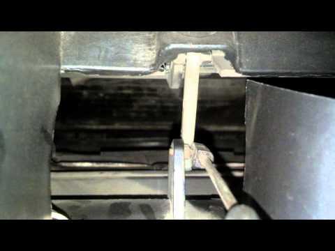 Ещё о проблеме с заслонкой печки ВАЗ 2110