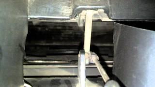 видео Ремонт заслонок печки ВАЗ 2110 старого и нового образца