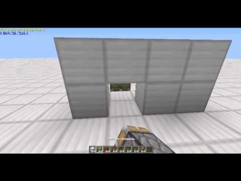 Minecraft редстоун схемы #2