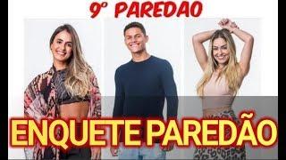 BBB19: Enquete revela disputa voto a voto e mudança surpreende no Paredão Carol x Danrley x Paula thumbnail