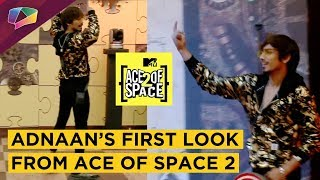 Adnaan Shaikh's First Look On MTV Ace Of Space 2
