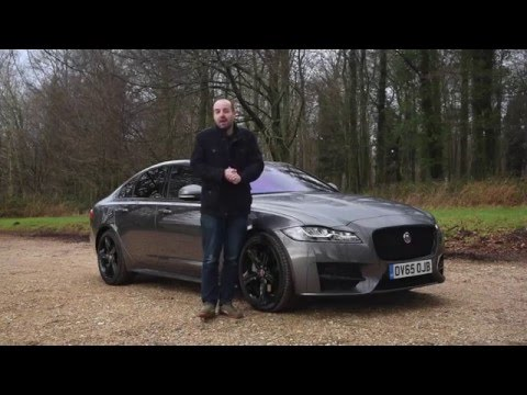 Jaguar Xf 2016 Review Telegraph Cars Youtube