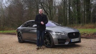 jaguar XF 2016 review  TELEGRAPH CARS