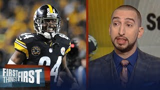 Nick and Cris on the Steelers after their Week 14 win against the Ravens | FIRST THINGS FIRST