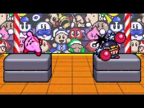 PERFECT in all MINIGAMES - Kirby Super Star