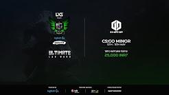 ILG Cup Season 2 Guwahati Minor (Gamers Den - CS:GO M1) Day 2