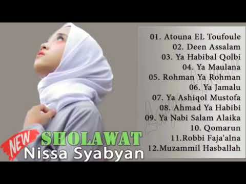 Lagu Sholawat Menyentuh Hati Bikin Hati Terasa Adem Dari NISSA SABYAN 2019
