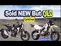 5 Motorcycles That Are OLD But Still Being Sold NEW