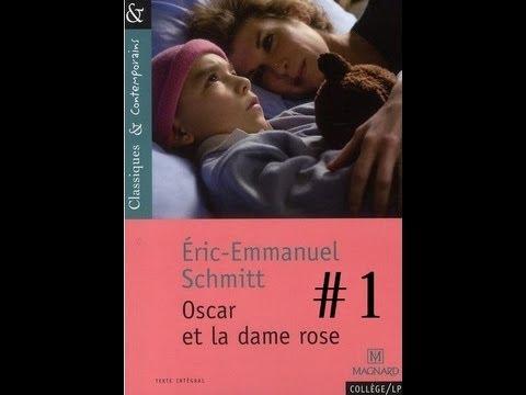 Oscar et la dame rose  Episode 1