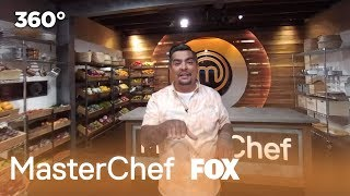 360° Set Tour | MASTERCHEF