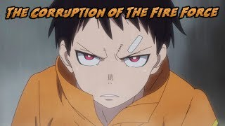 The Corruption of The 5th Division | Fire Force Episode 4