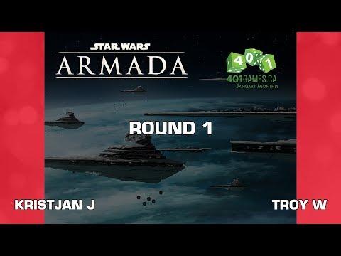 Star Wars: Armada - Game Night Kit Event | Jan 28, 2018