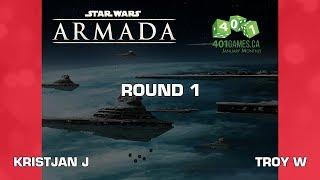 Star Wars: Armada - Game Night Kit Event   Jan 28, 2018