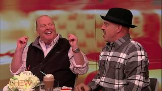 The Chew Hosts Discuss What They Did for Thanksgiving