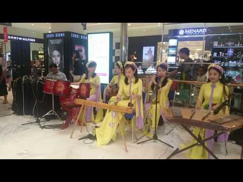 Auld Lang Syne ( Viet Nam traditional music)