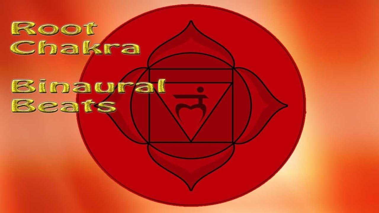 Root Chakra Activation Binaural Beats Subliminal Meditation Music