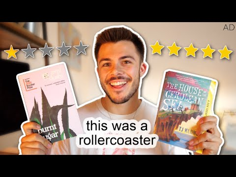 I read the BEST and WORST books I own (according to 150,000 Goodreads ratings)
