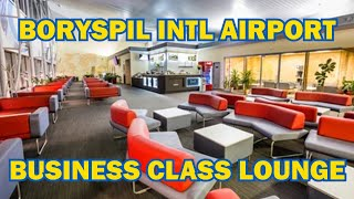 Boryspil International Airport Kiev Ukraine—Business Class lounge(I make use of these lounges whenever I travel, if possible. My related videos: Travel with Me to KIEV UKRAINE ..., 2016-09-26T03:09:05.000Z)