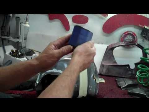 Milogarage STINK BLOCK body&paint Ops  - YouTube